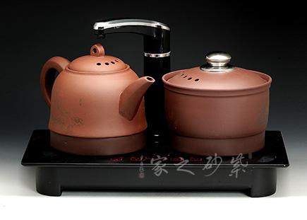 紫砂电热水壶(套)