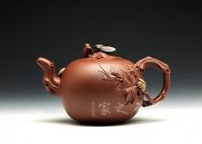 智趣葡萄壶