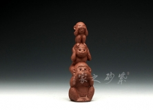 三不猴(立)