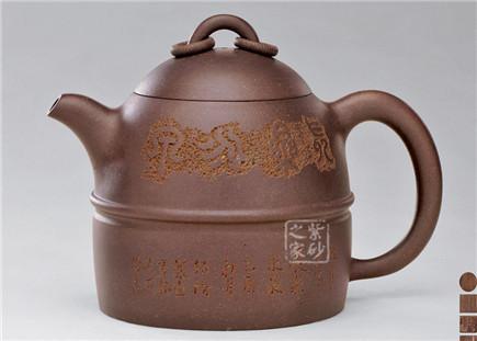 长乐永泉壶