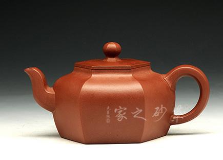 六方壶(薄胎)