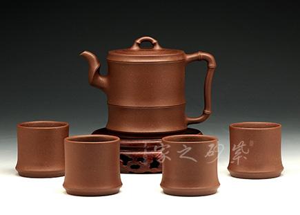 秀竹套壶(储亚)