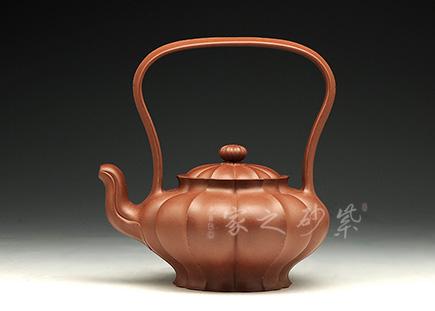 采菱壶(景舟杯金奖)