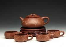 冰山石瓢茶具