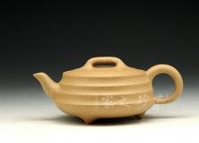 宜兴紫砂壶收藏作品-步步高-顾勤