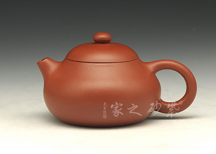 宜兴紫砂壶-文旦-大红袍-杨小泉