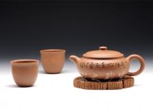 茗泉套壶(清风)