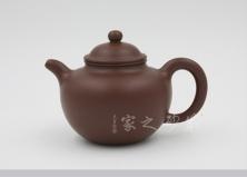 莲子壶(紫泥)