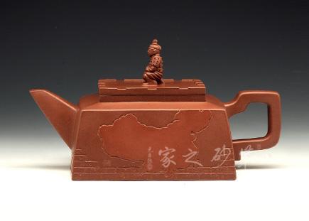 中华风云壶