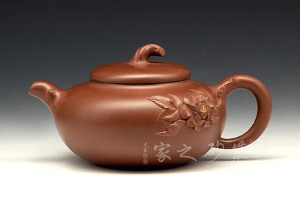 宜兴紫砂壶--宗志仙
