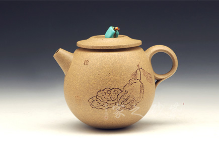 玉珠壶(清供)