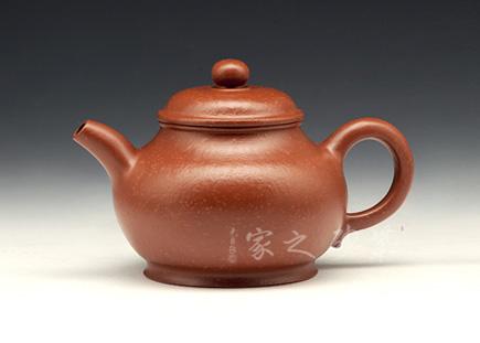 宜兴紫砂-潘壶-鱼籽砂-杨小泉