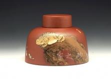 洞天福地茶叶罐