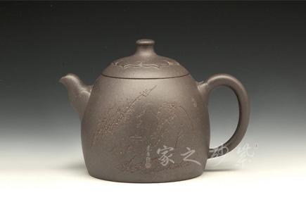 秦权(茶禅一味)