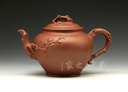 宜兴博亿堂娱乐壶-一品梅-原矿底槽青-蒋永林