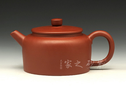 宜兴紫砂-德钟-大红袍-杨小泉