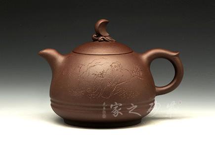 玉笠壶(山林品茗)
