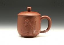 紫砂生肖杯(猴)