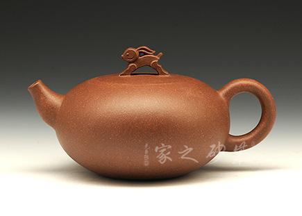 宜兴紫砂壶--鲁新华