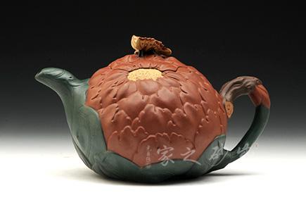 镇店老壶-蒋蓉-牡丹壶