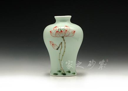 花瓶(荷花)