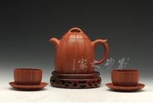菱花茶具(五件套)