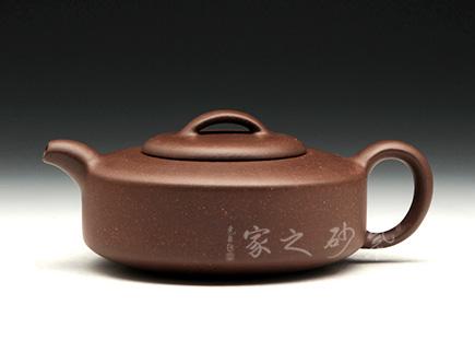宜兴紫砂壶--吴涛