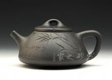 子冶石瓢(竹韵)