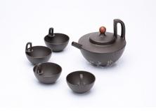 五头茶具套组