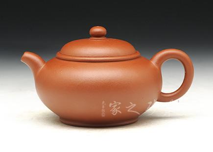 宜兴博亿堂娱乐壶-可纳壶-原矿朱泥-王辉