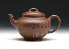 小型竹节壶