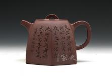 六方井兰壶
