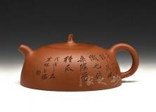 白瓜壶(童子种瓜图)