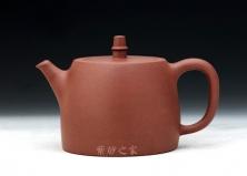 宜兴紫砂壶-汉铎-原矿底槽青-胡永成